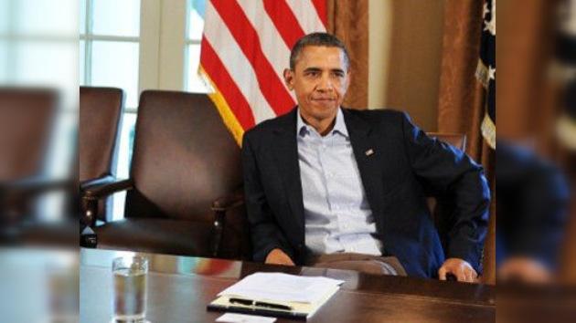 Obama descarta un acuerdo rápido sobre la deuda con los republicanos