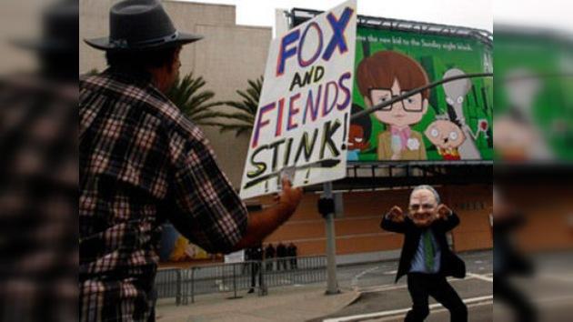 Anonymous anuncia la caza de Fox News
