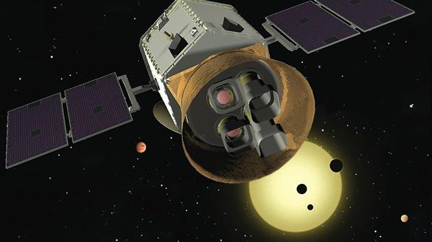 Resultado de imagen de sustituyó al telescopio espacial Kepler por el TESS.