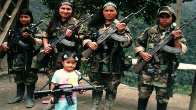 Las FARC recurren a menores camuflados para detonar bombas