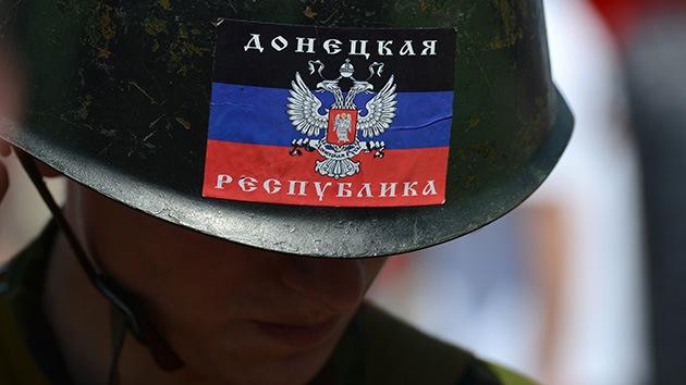 La República Popular de Donetsk declara la ley marcial en su territorio