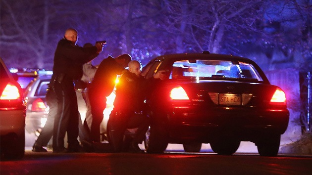 Nuevo tiroteo y explosiones en Massachusetts