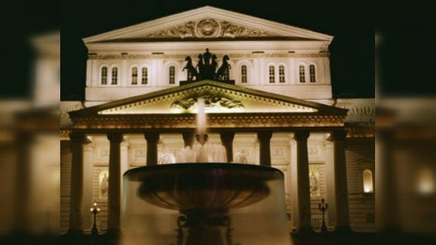 El Teatro Bolshoi se toma un descanso ante la histórica apertura de la nueva temporada