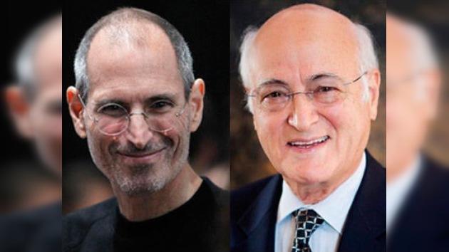 El padre biológico de Steve Jobs, desesperado por conocer a su hijo