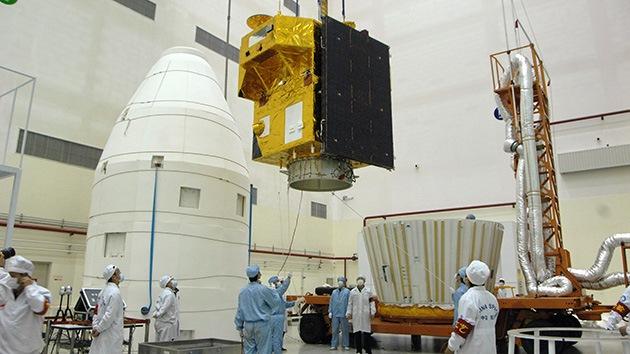 Brasil y China lanzan su quinto satélite
