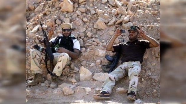 El CNT tomó por la fuerza el aeropuerto y la base militar de Sirte