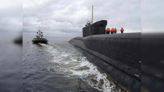 Misil intercontinental ruso aprueba un nuevo examen en el mar Blanco