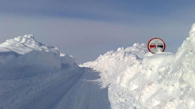 Fotos: Rusia, sepultada por la nieve