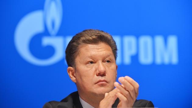 """Gazprom: """"Ucrania debe pagar 2.000 millones de dólares por el gas antes del viernes"""""""