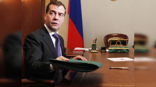 Rusia se une a las sanciones de la ONU contra Libia