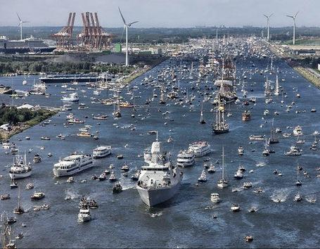 Festival Marítimo 'Sail Amsterdam'