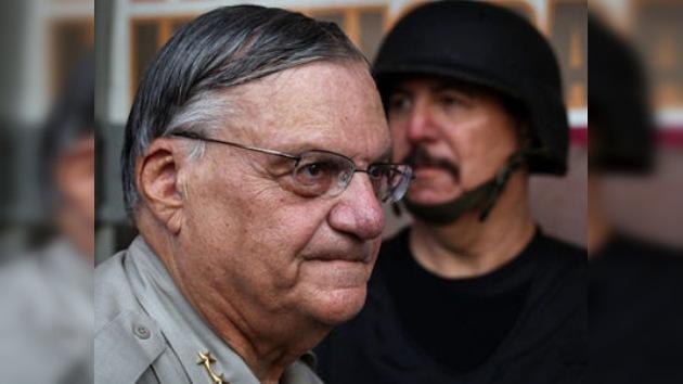 El 'sheriff' más cruel de EE. UU. tenía a los narcos infiltrados en su propia oficina