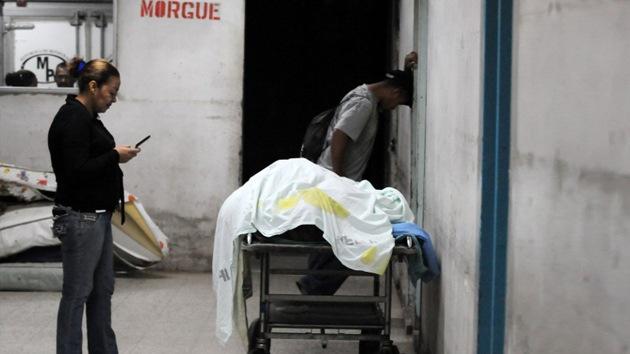 Servicios sociales mínimos: las autoridades hondureñas regalan féretros
