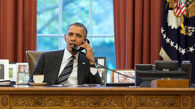 Obama planea llamar a los líderes de la UE para impulsar más sanciones contra Rusia