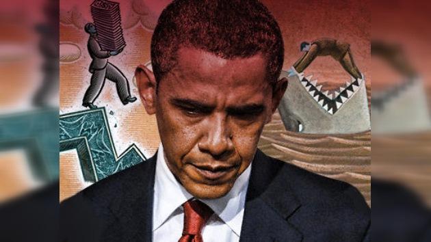Inversionistas descontentos con Obama por su reforma bancaria