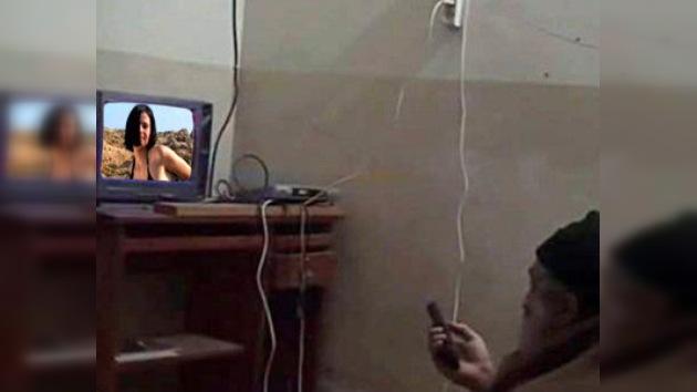 Hallan pornografía entre los archivos de Osama bin Laden