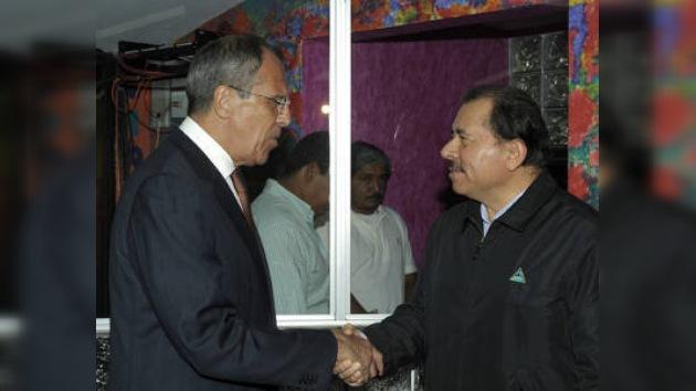 Se inaugura una comisión mixta entre Rusia y Nicaragua