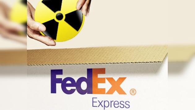 Hallan el paquete con material radioactivo desaparecido en EE. UU.