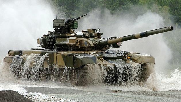 Brasil y Perú se arman de técnica militar rusa
