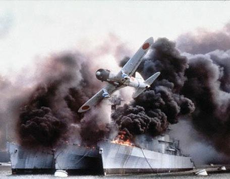 70 años del ataque japonés a la base estadounidense de Pearl Harbor