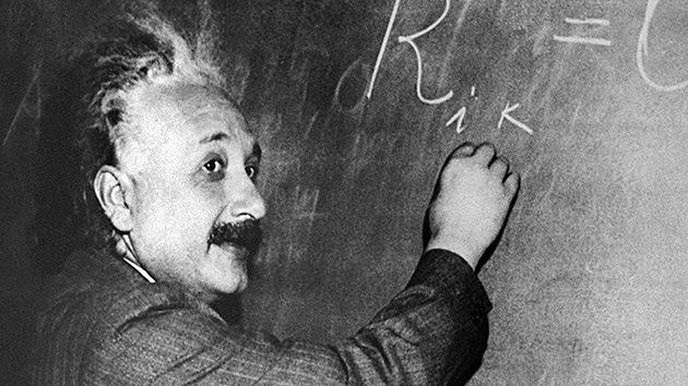 Una carta de Einstein sobre Dios sale a subasta en internet