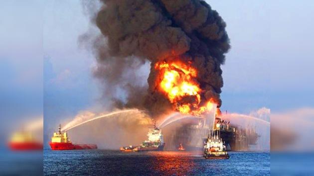 La alarma de la plataforma de BP fue desconectada antes de la avería