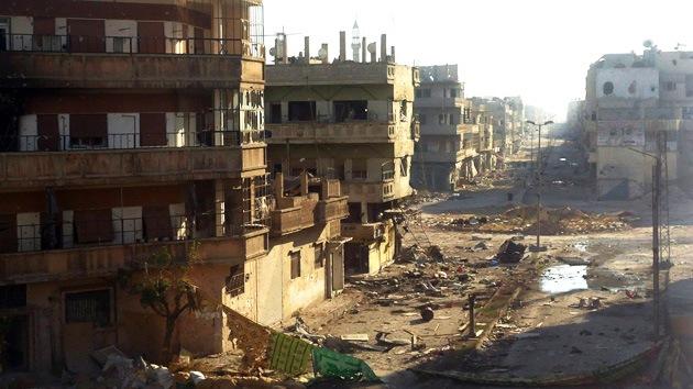 Damasco tacha de provocación el ataque en Tremseh