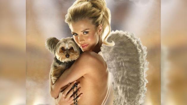 """Desnudos con fines artísticos: Polanski, una """"conejita"""" de Playboy y Potter"""