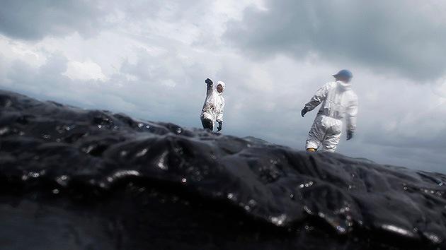 El misterio de la desaparición del plástico en los océanos