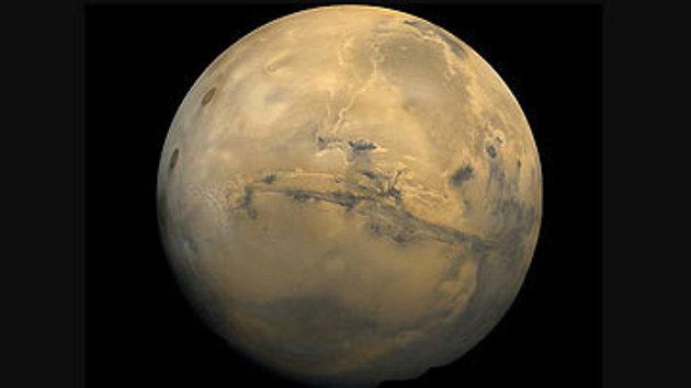 La primavera marciana sorprende a los científicos por su clima cálido
