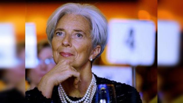 """FMI: """"El peligro de la quiebra de Grecia no ha desaparecido"""""""
