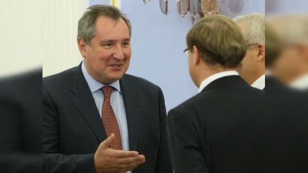 El enviado ruso propone a la OTAN concertar unos principios para la defensa antimisiles