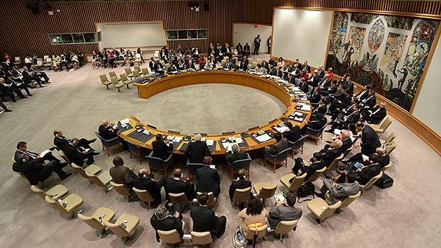 EE.UU.  bloquea la declaración del Consejo de Seguridad de la ONU sobre la crisis en Gaza