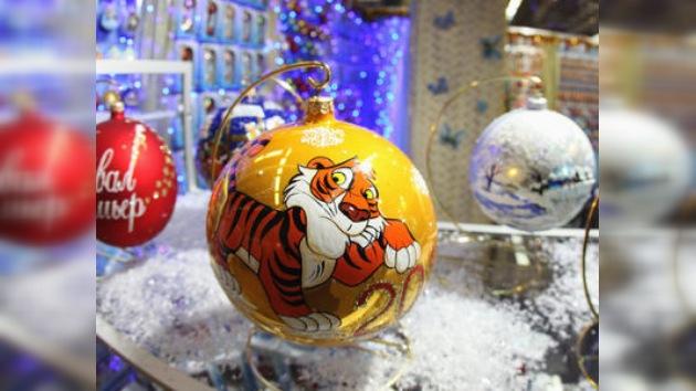 El tigre para los rusos: ¿sólo un símbolo del año que viene o mucho más?