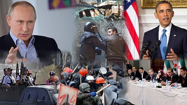 Balance semanal: Violencia en Michoacán, Siria busca la paz, nuevos disturbios en Kiev