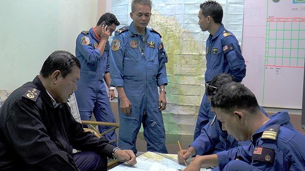 """Oficial malayo: """"La investigación confirma que el vuelo desaparecido fue secuestrado"""""""