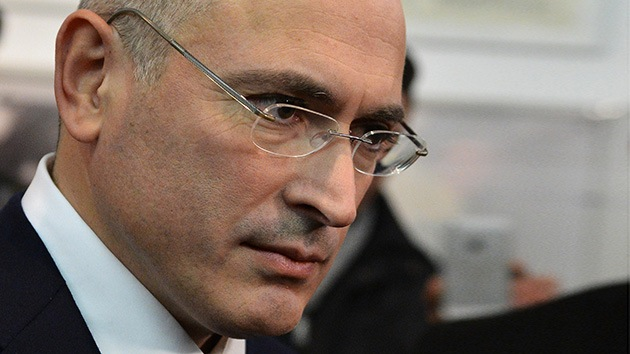 Mijaíl Jodorkovski sale en libertad
