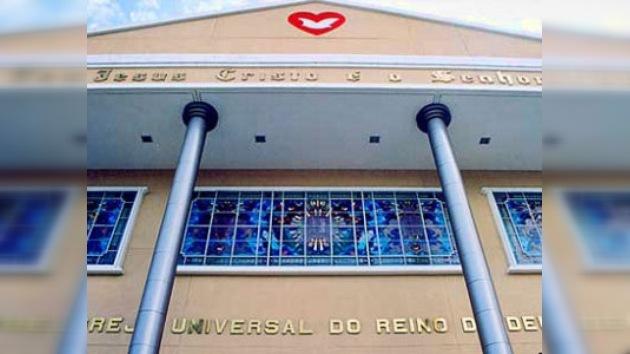 La fe en Brasil mueve montañas de dinero blanqueado