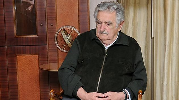 """Mujica: """"No somos pobres, somos sobrios de manera elegida y premeditada"""""""