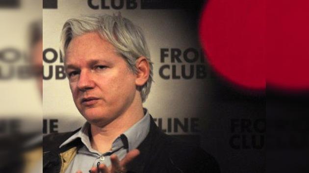 Assange quiere un escaño en el Senado para luchar por el libre acceso a la información