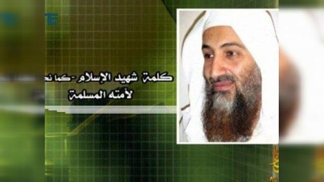 Difunden en la web una grabación de Bin Laden celebrando las revueltas en el mundo árabe