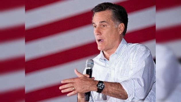 """A diferencia de Romney, los estadounidenses no ven en Rusia a su """"enemigo número uno"""""""