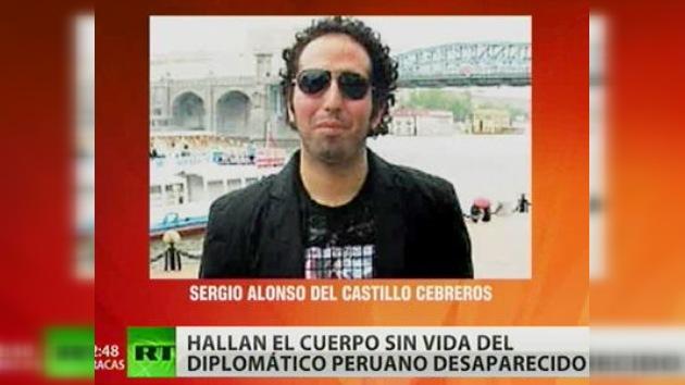 Encuentran en el río Moscova el cuerpo del diplomático peruano desaparecido
