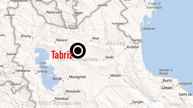 Al menos 87 muertos en el sismo de Irán
