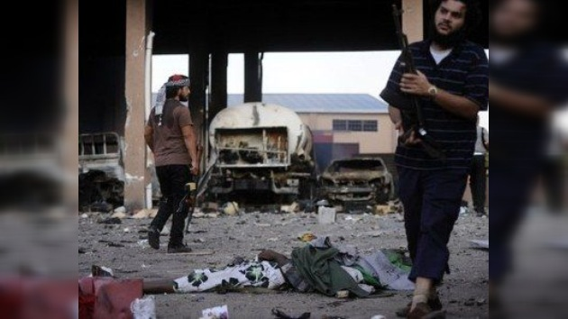 Libia: la reconstrucción podría durar 10 años