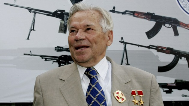 Conozca los modelos más interesantes del arma de Kaláshnikov