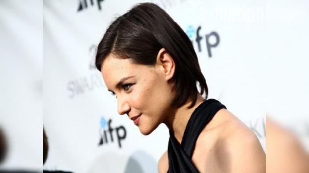 Katie Holmes interpretará a Jacqueline Kennedy