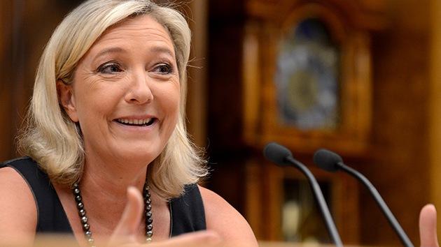 """Marine Le Pen: """"Francia se ha convertido en la ramera de Arabia Saudita y Catar"""""""