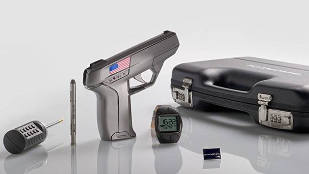Polémica en EE.UU.: ¿Podrían las 'armas inteligentes' reducir la delincuencia?
