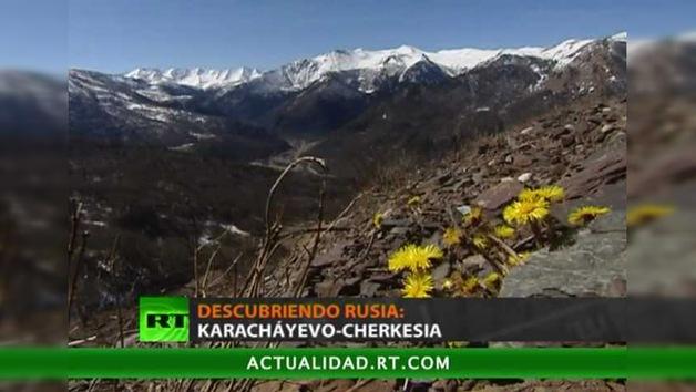 Descubriendo Rusia : República de Karacháyevo-Cherkesia